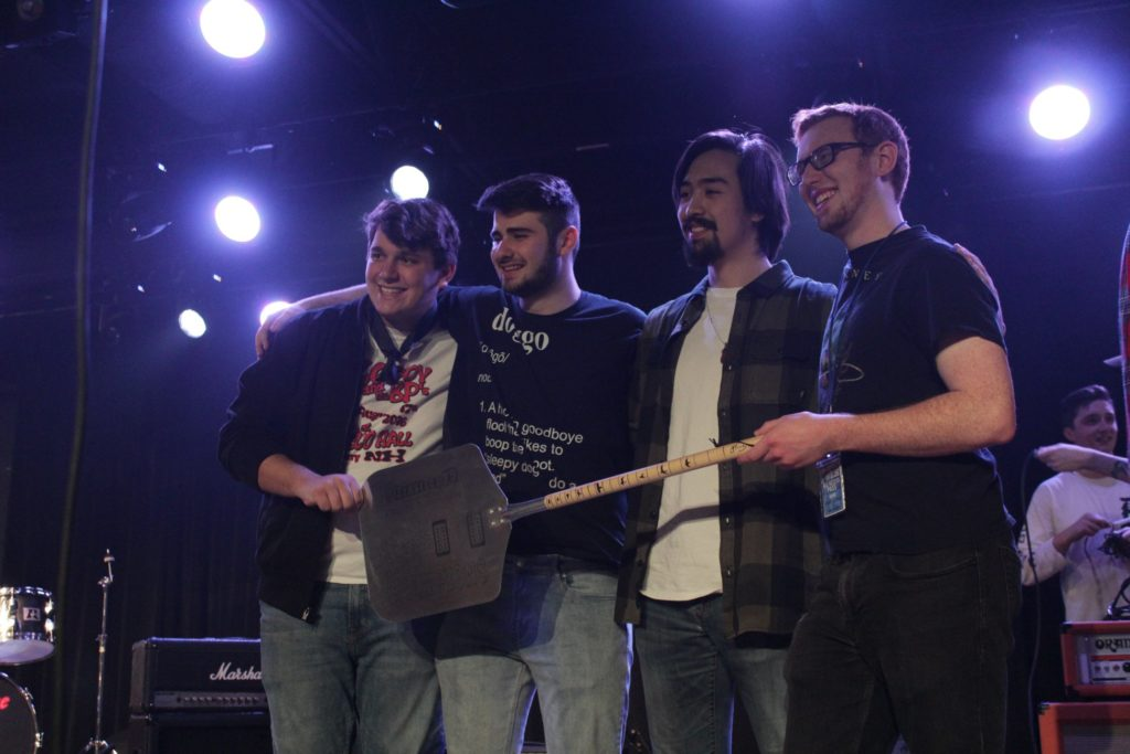 Fourth Degree - Winners of Pizzastock 2.5 Battle of the Bands